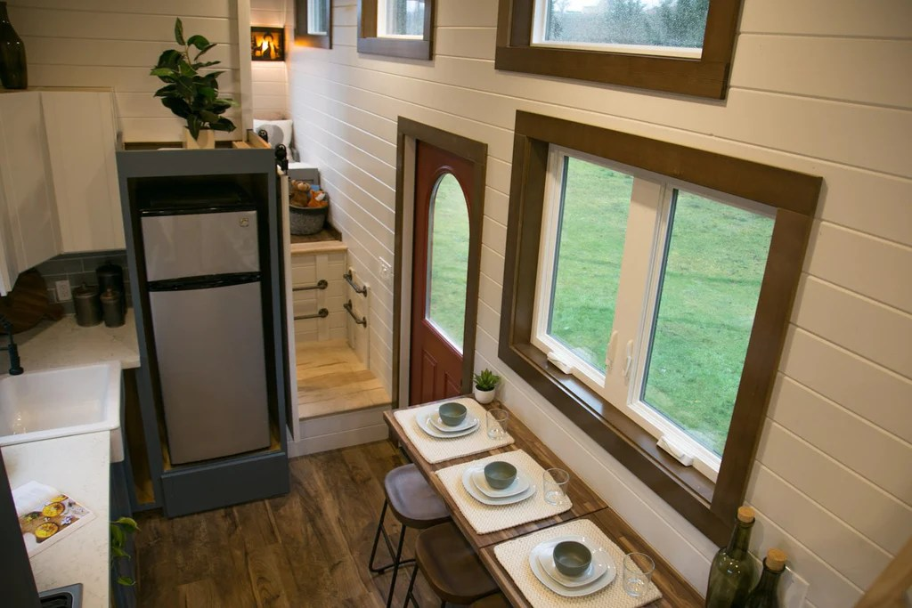 Tiny Traveling Dream Home Gooseneck Tiny House By Tiny