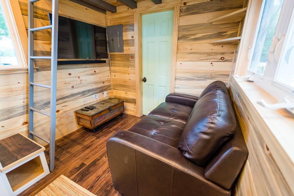 24 Custom Tiny House On Wheels By Mitchcraft Tiny Homes