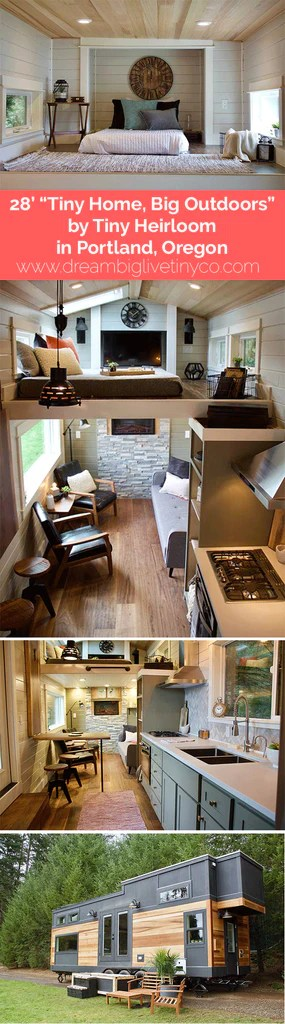 28 Tiny Home Big Outdoors By Tiny Heirloom In Portland