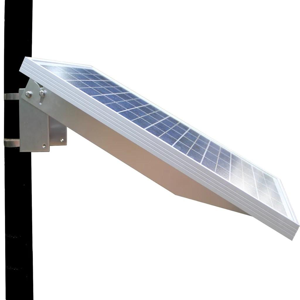 Solar Wall Mount