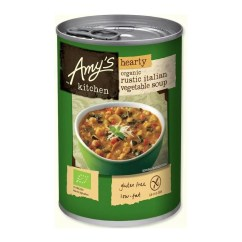 Amy's Kitchen Soup Counter Height Table Amy S Organic Hearty Rustic Italian 397g Greenbay