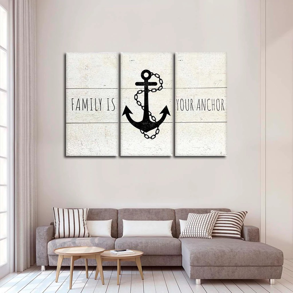 family is your anchor