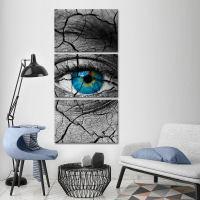 Global Warming Multi Panel Canvas Wall Art | ElephantStock