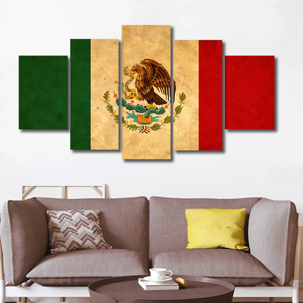 Mexican Canvas Wall Art