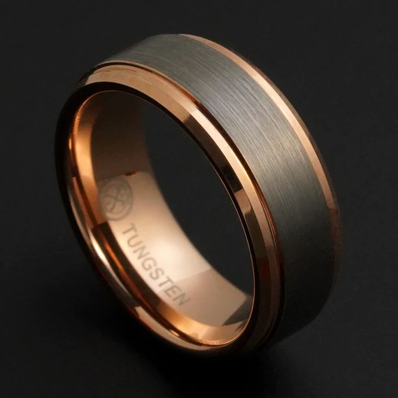 Unique Mens Wedding Bands Amp Weddings Rings Manly Bands