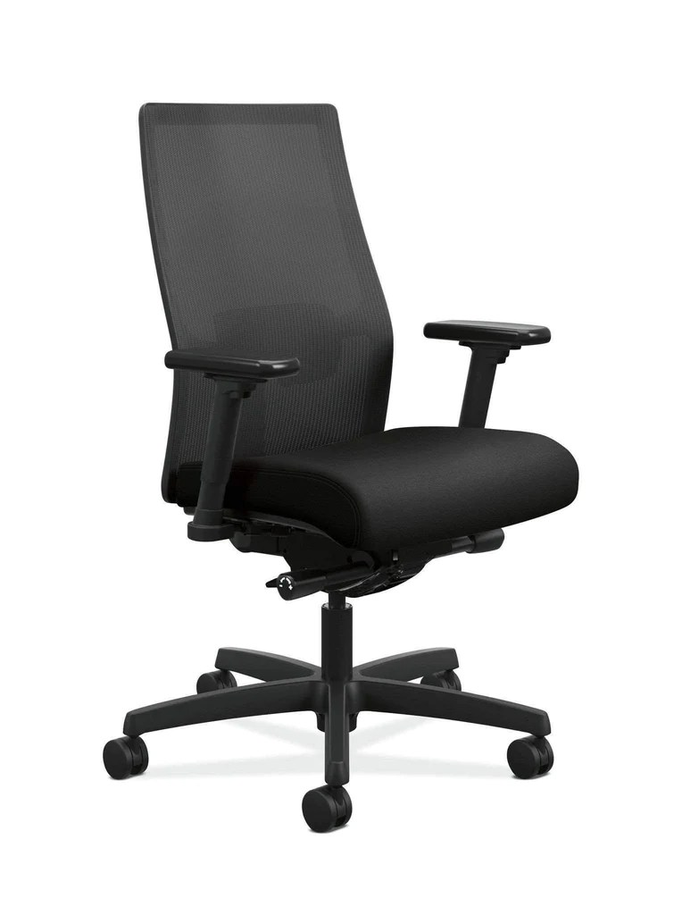 02 Hon HIWMMY3AHIMCU10ALSBT Ignition 20 Work Chair with Mesh  ABI Office Furniture