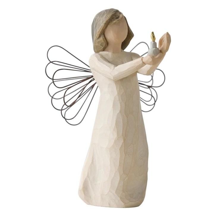 """Îngerul speranţei (""""Angel of Hope"""")"""