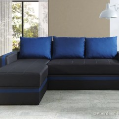 Sofas Dark Blue Black Leather Sofa Room Ideas Euphoria Corner Bed In Brawn And Free Credit Brown