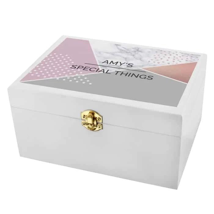 personalised memory box caleli