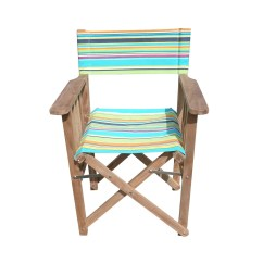 Directors Chair Covers Uk Adjustable Office Chairs Athletics Striped Deckchair Stripes