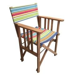 Striped Directors Chairs Fishing Mrs Macquarie's Chair Climbing Deckchair Stripes