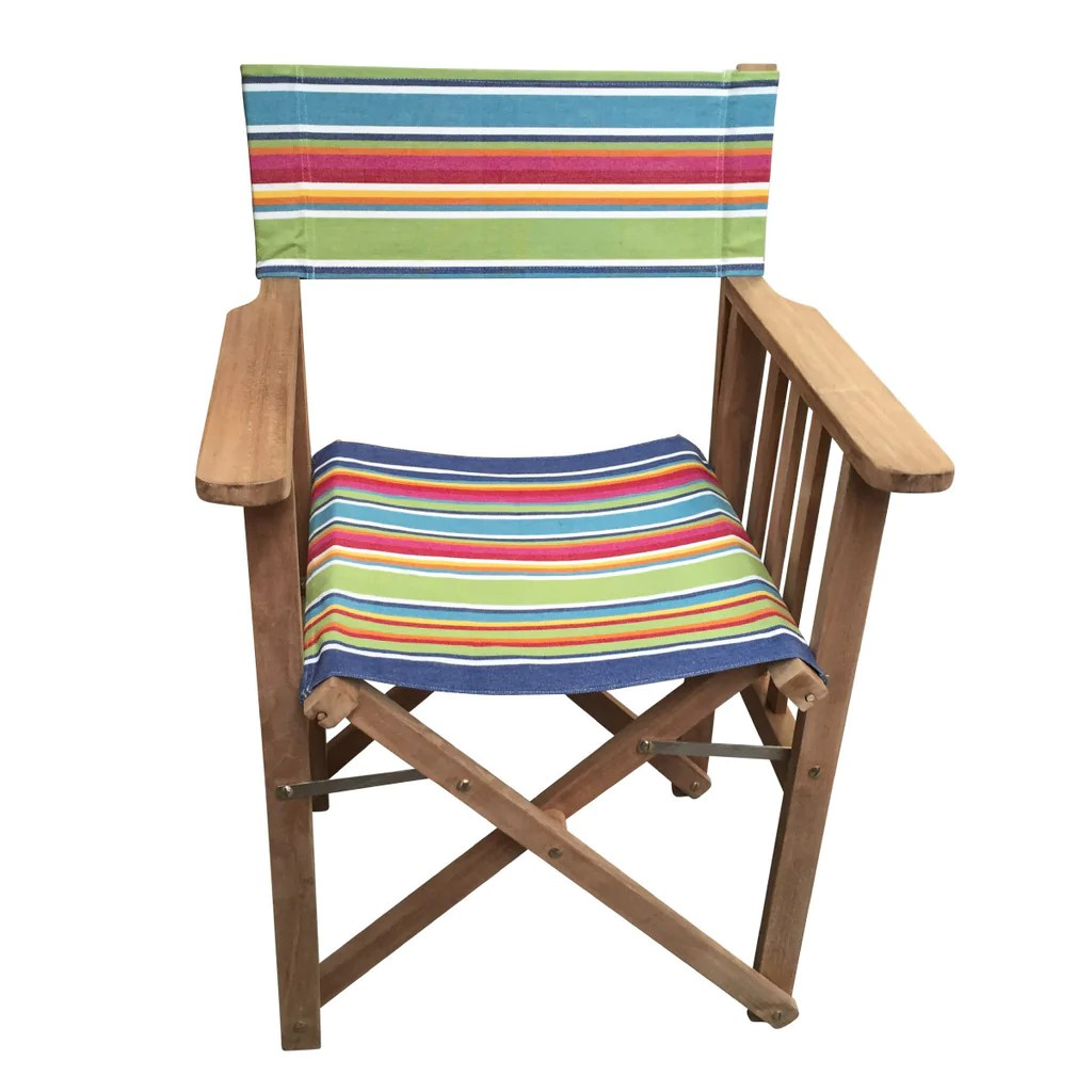 directors chair covers uk wing slipcover ikea climbing striped deckchair stripes