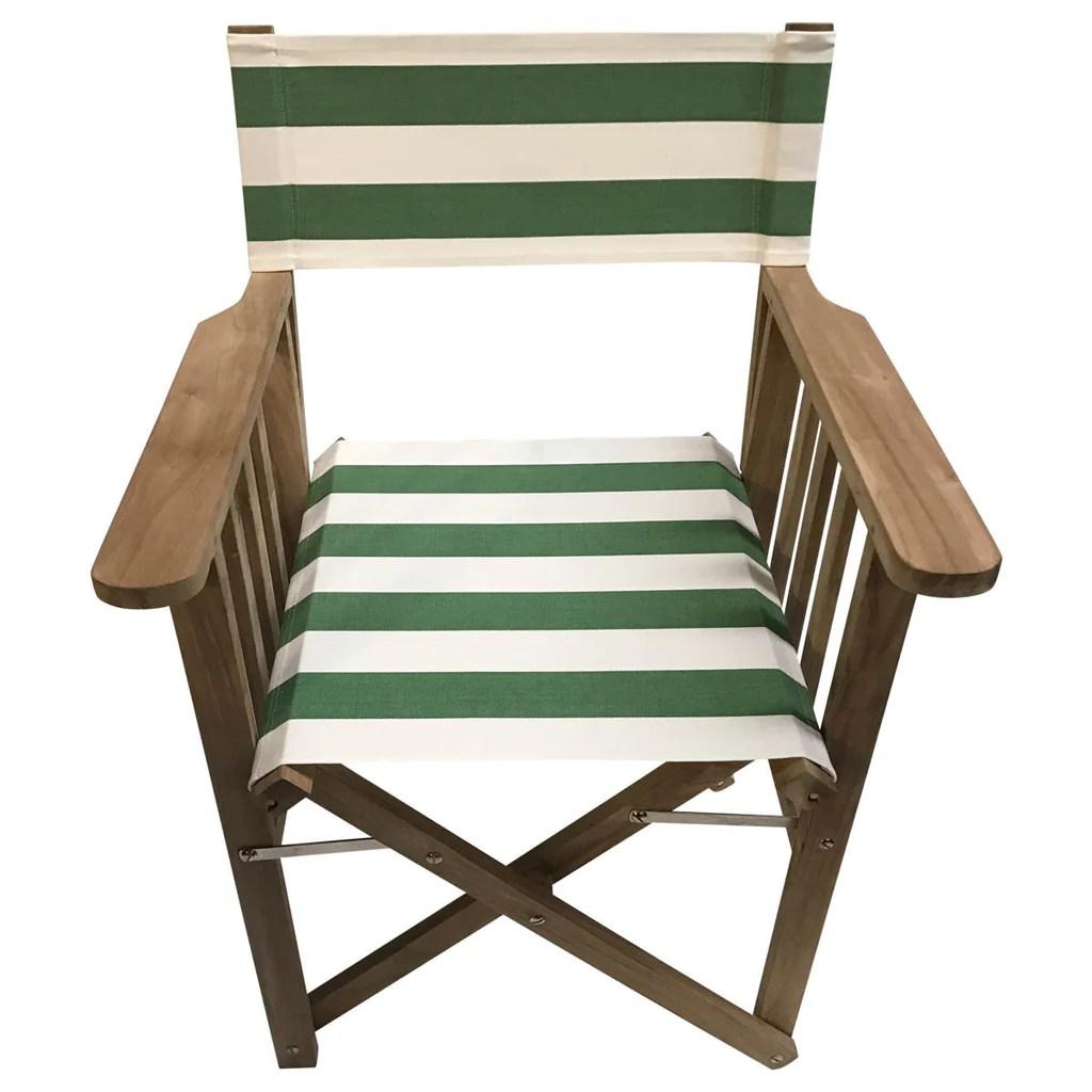 directors chair covers uk dog pole vault striped deckchair stripes