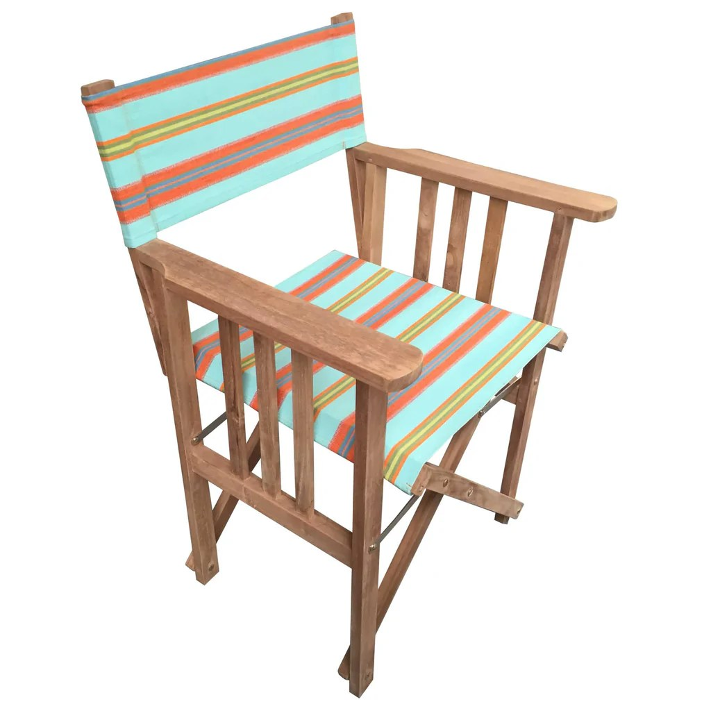 directors chair covers uk resin white chairs petanque striped deckchair stripes