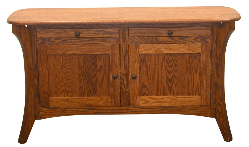 amish built sofa tables accent chairs to go with brown leather galveston enclosed collection table anything more