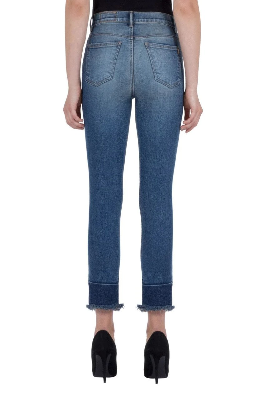 Siwy Jackie In Every Breath You Take Jeans-Straight Jeans-Siwy Denim