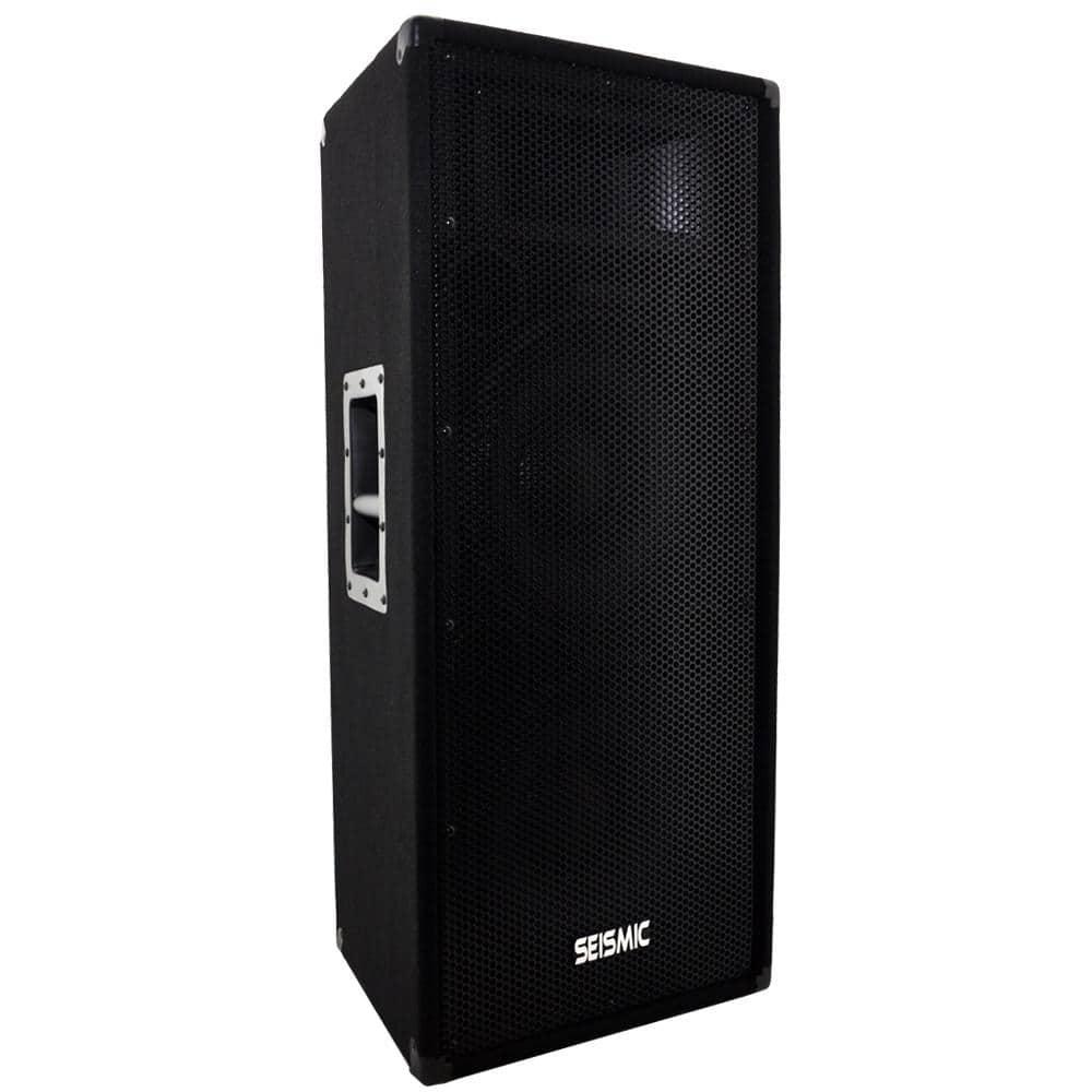FL122P  Dual Premium 12 PADJ Speaker Cabinet with