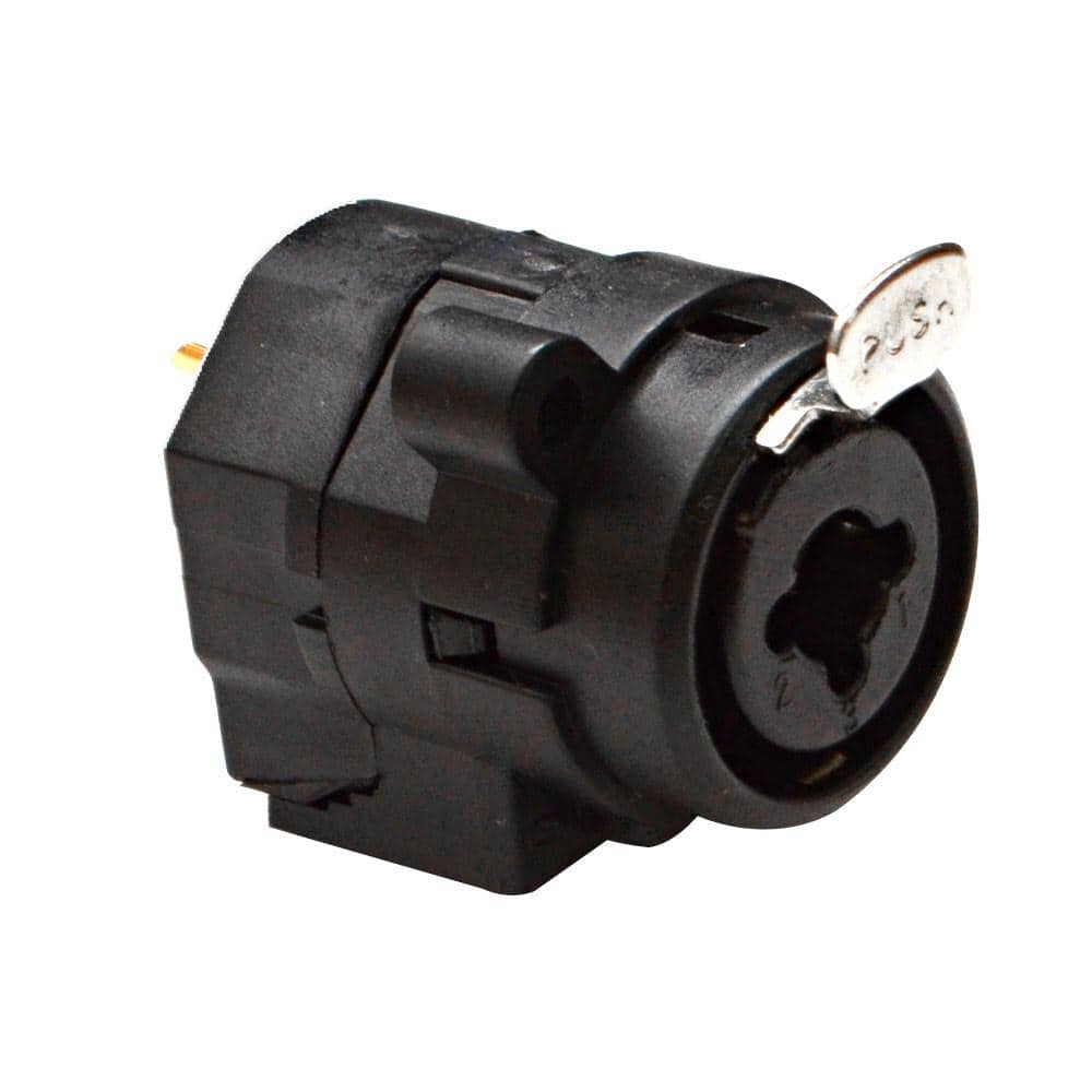 hight resolution of sapt50 xlr 1 4 dual function panel mount connector