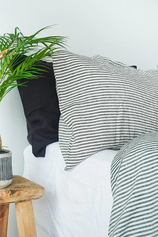 french linen king pillowcase