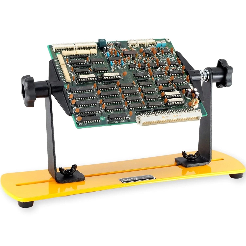 Circuit Board Cookbook Stand
