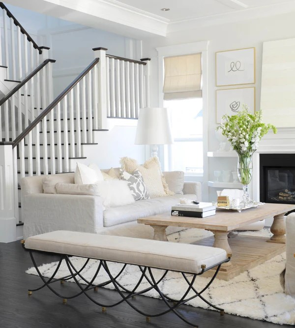 pictures of white living rooms room furniture contemporary design a beautiful arianna belle monika is sharing full tour her gorgeous home this week which you can check out on blog