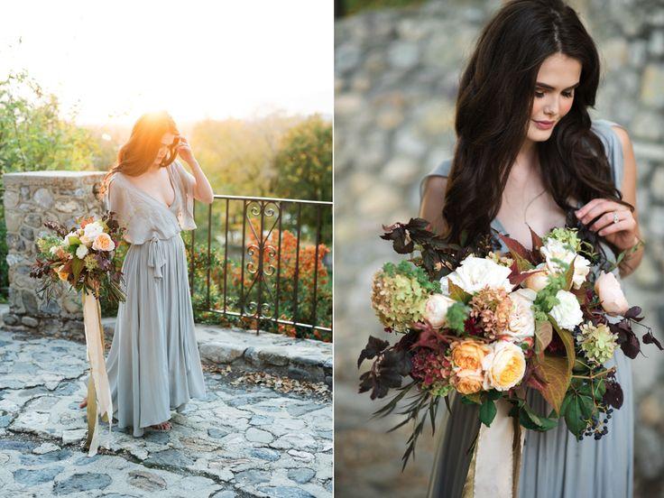 2019 Chiffon Custom Unique Design Bridesmaid Dress, Cheap