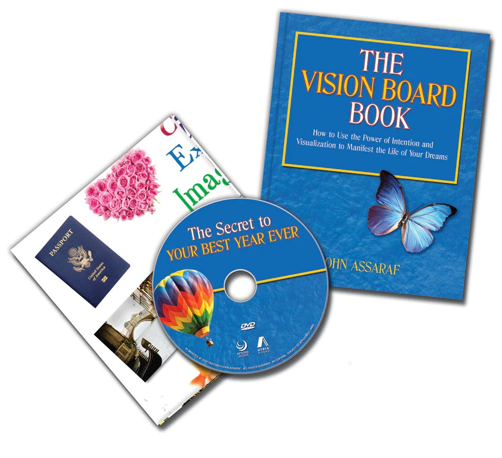 the complete vision board