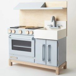 Wooden Play Kitchen Create Your Own Montessori Kids