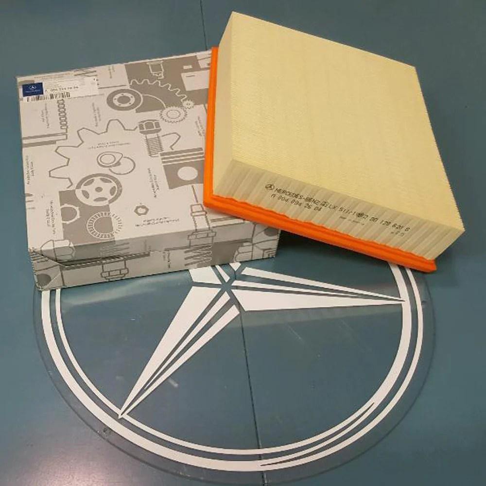 medium resolution of dodge sprinter air filter