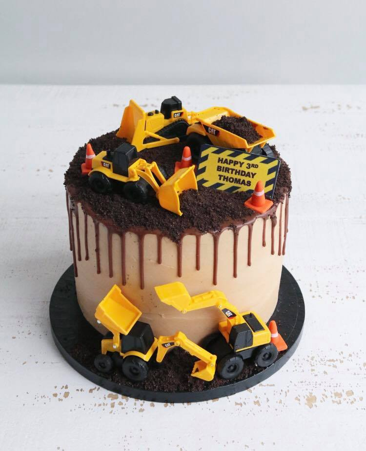 Amazing 3Rd Birthday Cake Boy The Cake Boutique Funny Birthday Cards Online Overcheapnameinfo