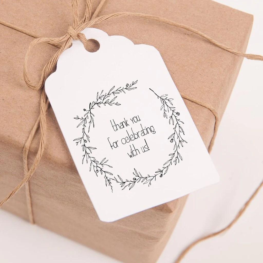 printable favor tags thank