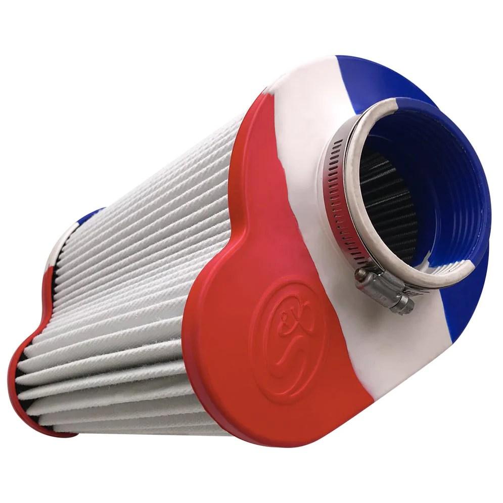s b air filter s b air filter for 2014 2019 polaris rzr xp 1000 turbo [ 995 x 995 Pixel ]