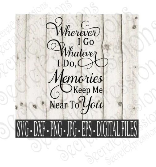Download Sympathy SVG Bundle, Memorial Set Digital File, SVG, DXF ...