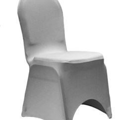 Spandex Banquet Chair Covers For Sale Plaid Upholstered Chairs Stretch White The Cinderella House