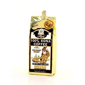 100 KONA COFFEE  Mulvadi