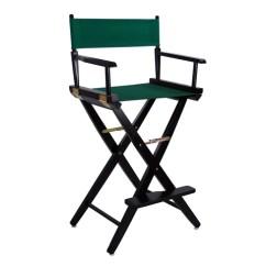 Directors Chair Covers Big W Ergonomic Diagram American Trails Extra Wide Premium 30 Black Frame Hunter Green Color Cover 206 32 032