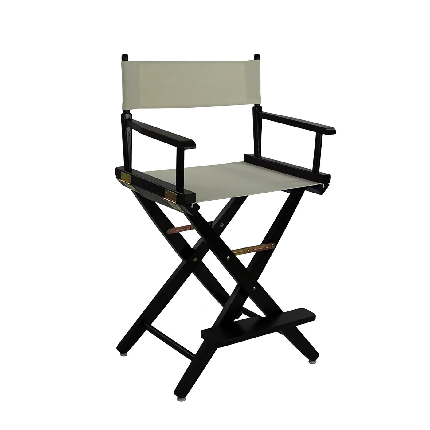 Black Directors Chair American Trails Extra Wide Premium 24