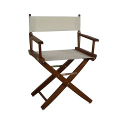 Directors Chair Covers Big W Office Chairs Chicago Il American Trails Extra Wide Premium 18 Natural Frame Mission Oak Red Color Cover 206 04 032 11