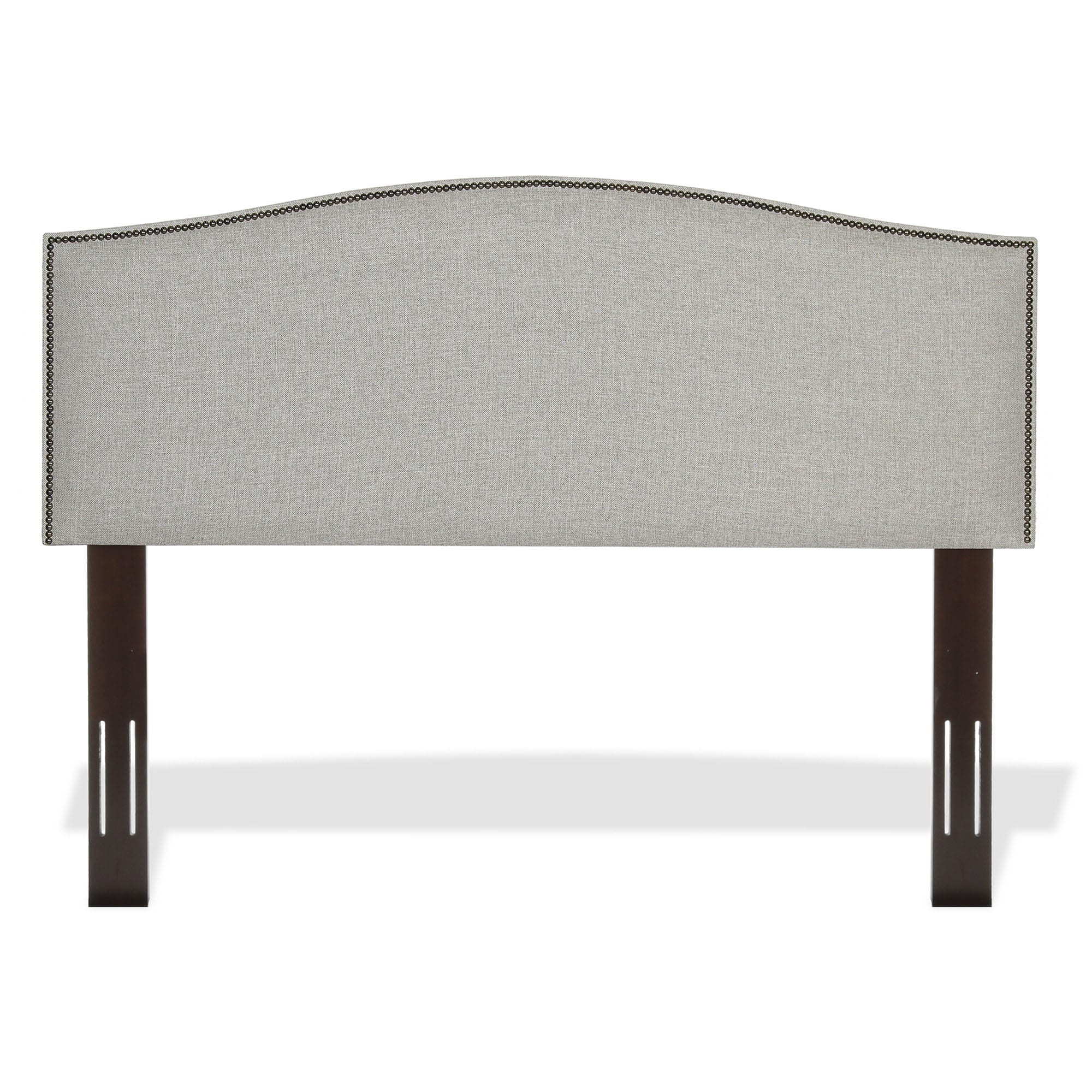 leggett platt carlisle upholstered headboard panel w solid wood adjustable frame  [ 2000 x 2000 Pixel ]