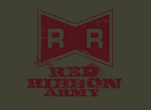 red ribbon army # 66