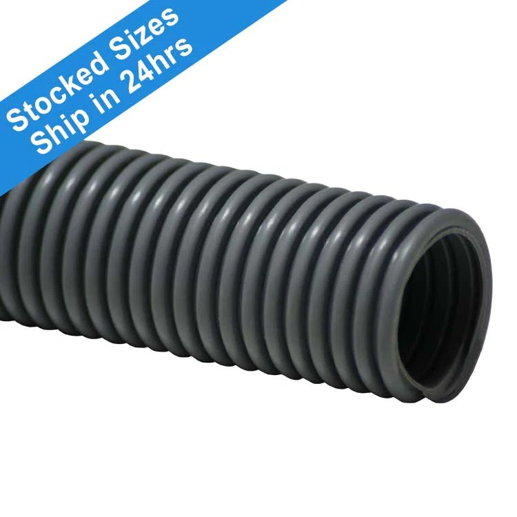 Pe flex vaculoop vacuum hose also cleaner  ducting rh