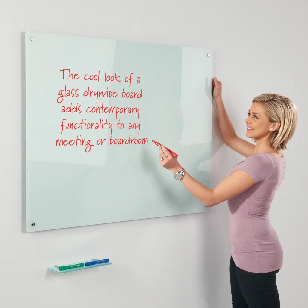Writeon Glass Whiteboard Displays Education