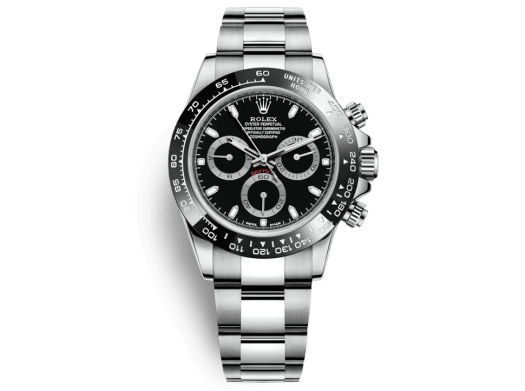Buy original Rolex Daytona 116500LN black with Bitcoin ...