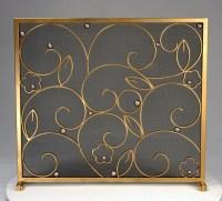 Art Deco Fireplace Screens & Doors - Buy Art Deco ...