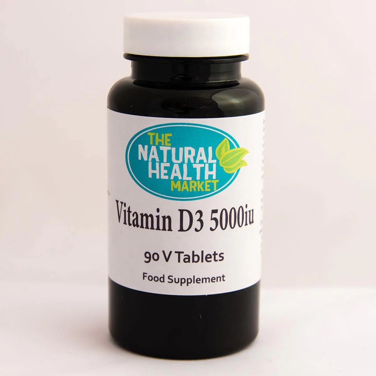 Vitamin D3 5000iu  Suitable For Vegans  The Natural