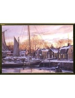 Holiday Greeting Cards Nautical Luxuries