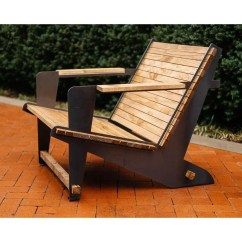 Diy Adirondack Chair Kit Hammock Stand Ebay Metal With Footrest Pyro Products