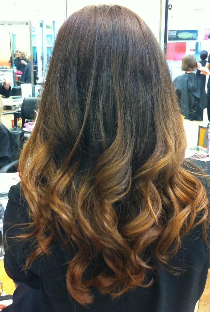 fun ombre hair color ideas