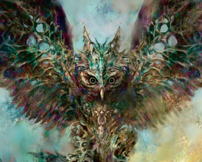 Image result for baleful strix art mtg