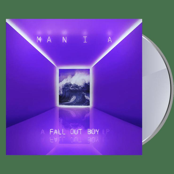 album baru fall out boy mania